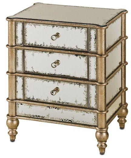 Harlow Three Drawer Chest Furniture We Love Pinterest