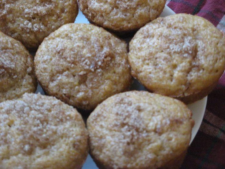 Yogurt Coffee Cake Muffins | mainly muffins | Pinterest