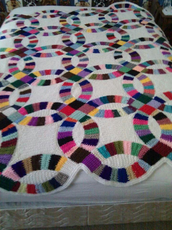 Pin by Elizabeth Cummins on Hooked on blankets Pinterest