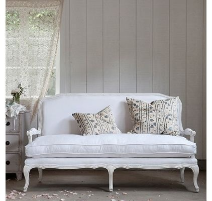 traditional sofas by shabby chic couture for the home. Black Bedroom Furniture Sets. Home Design Ideas