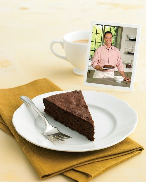 John's Chocolate-Truffle Torte Recipe | Cooking | How To | Martha ...