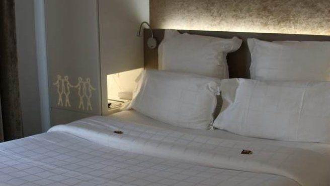Tête de lit retro eclairee  Besoin de pureté  Living