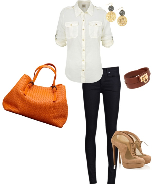 """Everyday Style"" by thomp144 on Polyvore"