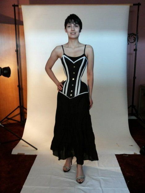 World's Smallest Waist Corset