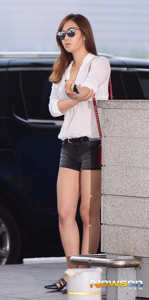 Legs #KwonYuri | SNSD ...
