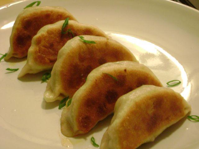 Golden Potstickers Recipes — Dishmaps