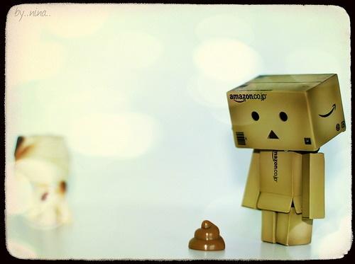 Amazon Box Robo...