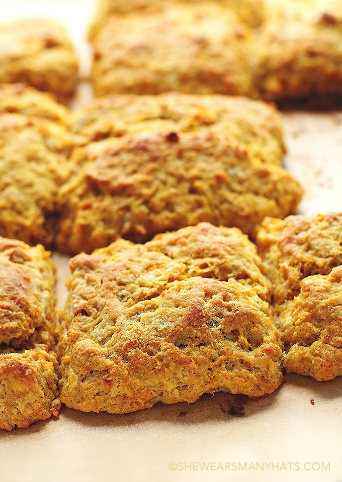Sweet Potato Biscuits | Recipe