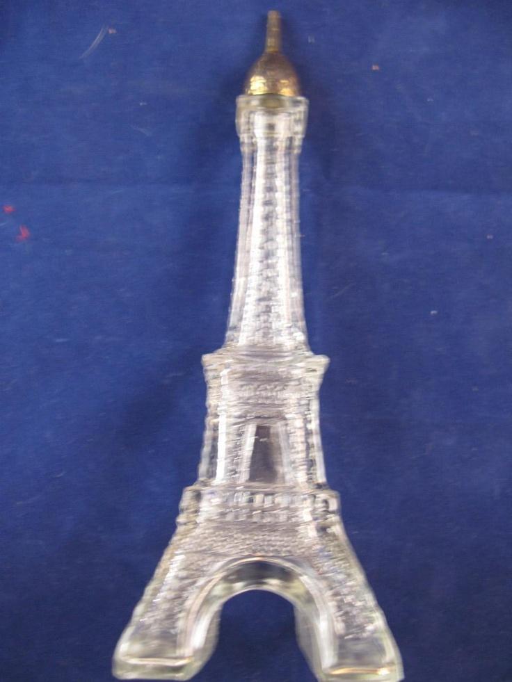 Vintage Avon Eiffel Tower Perfume Bottle Avon Perfume