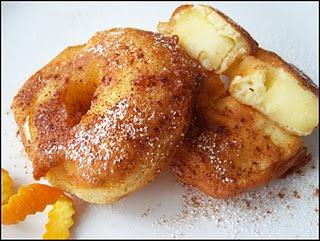 Batter fried apple rings | Eat, Drink & Be Merry! | Pinterest