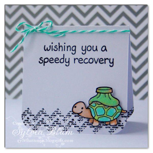 Speedy Recovery Cards Pinterest