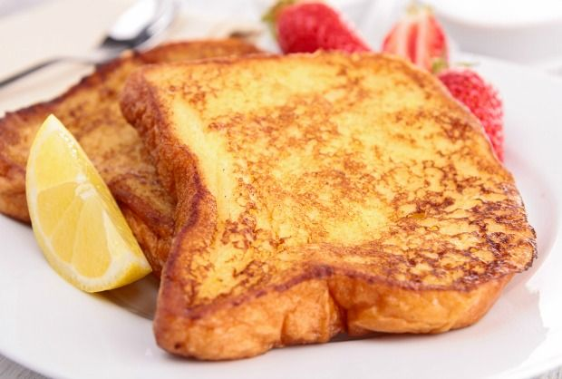 Challah french toast: used the batter here to make french toast. made ...