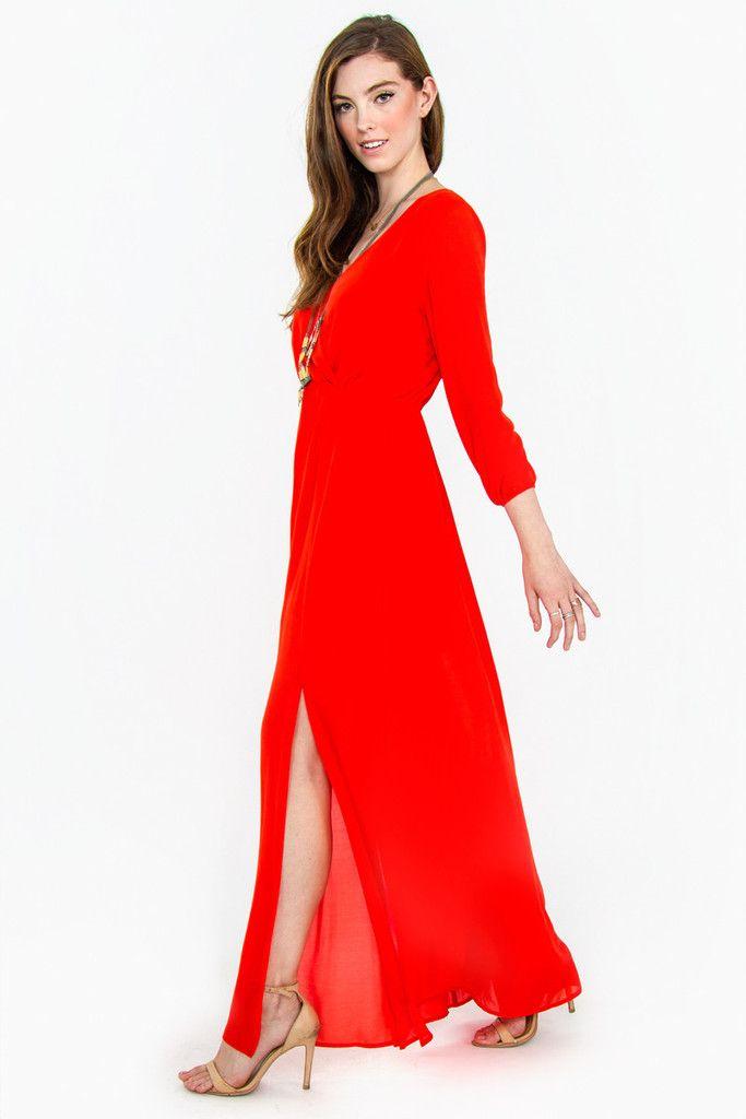 lady in red dress fashion pinterest. Black Bedroom Furniture Sets. Home Design Ideas