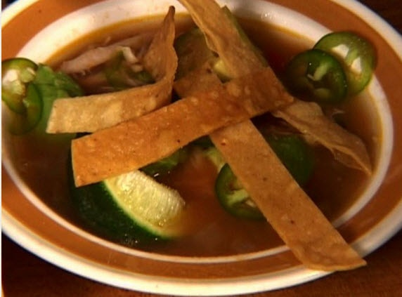 Mexican Tortilla Chicken Soup | Soups, Stews, and so on | Pinterest