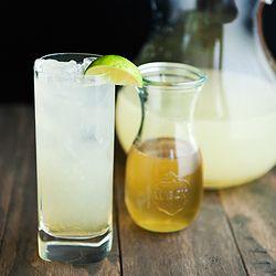 ginger limeade | Bottoms up. | Pinterest