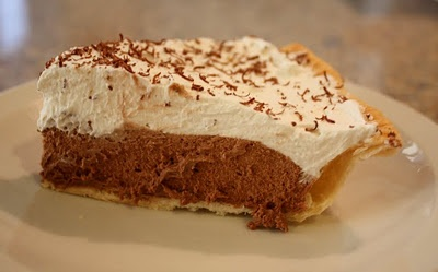 French Silk Pie | Bars, Cookies, Cakes and then some | Pinterest
