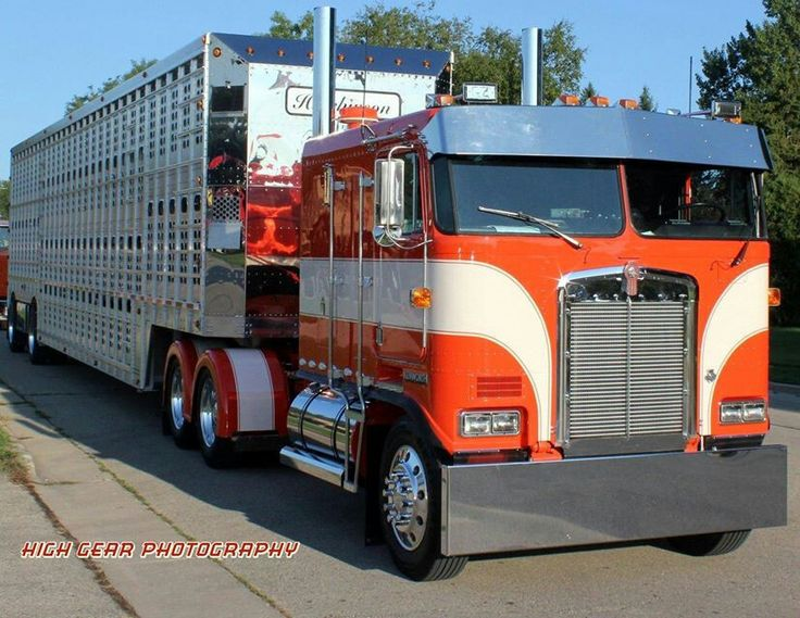 Chromed Up Steel Hauling Peterbilt 389 Glider as well Holding On Independent Zach Beadle And The Peterbilt Cabover He Wont Soon Sell moreover Bull Haulers together with Day Five Bus Trip Through Lioaning Province further Watch. on custom semi cattle trucks