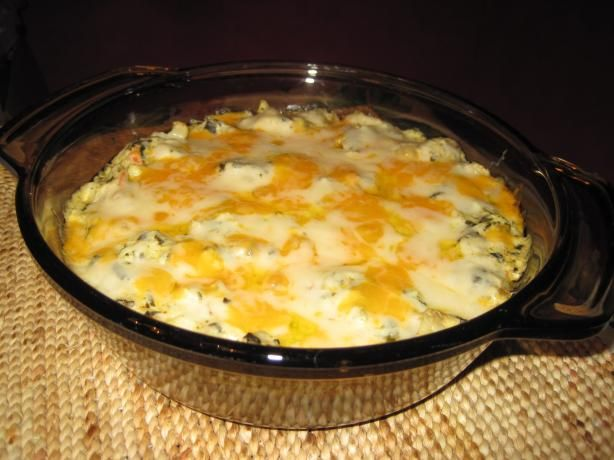 Baked Spinach, Crab And Artichoke Dip Recipe - Food.com - 306539
