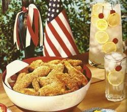 popular memorial day food