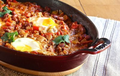 ... moroccan ragout with poached eggs sundaysupper moroccan ragout with