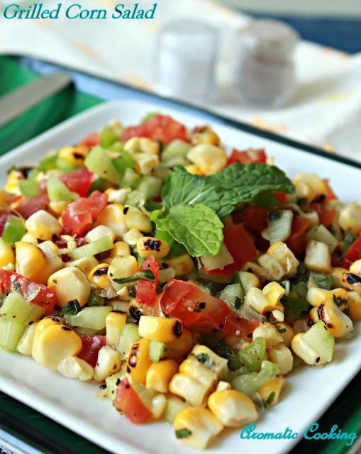 Grilled Corn Pesto Macaroni Salad Recipes — Dishmaps