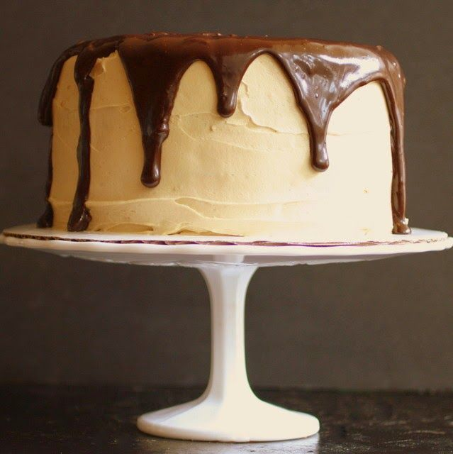 peanut butter candy bar cake | baked sweet things | Pinterest