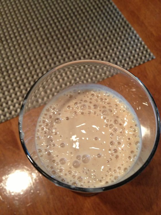 Oatmeal Cookie Smoothie | Recipes to Try - Smoothies | Pinterest