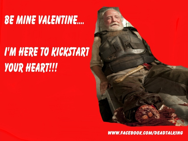valentine's day zombie movie