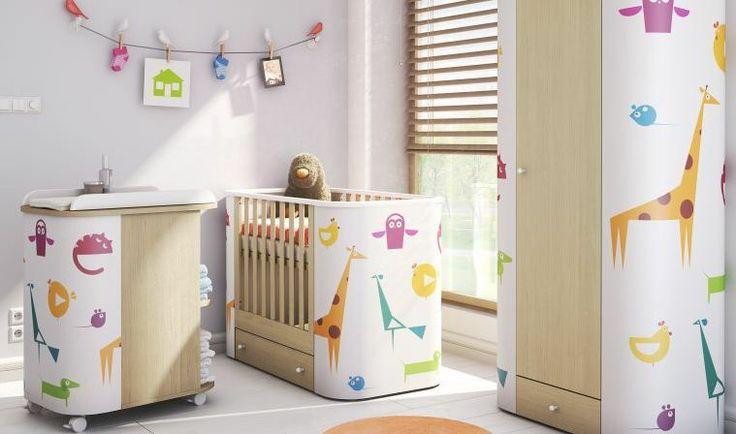 Chambre bébé mixte  Chambre bébé  Pinterest
