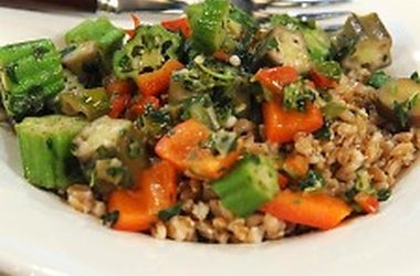 Martha's Vegetable Saute Recipes | Veggtastic! | Pinterest