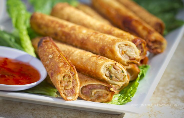 Lumpia Shanghai | Filipino Food | Pinterest