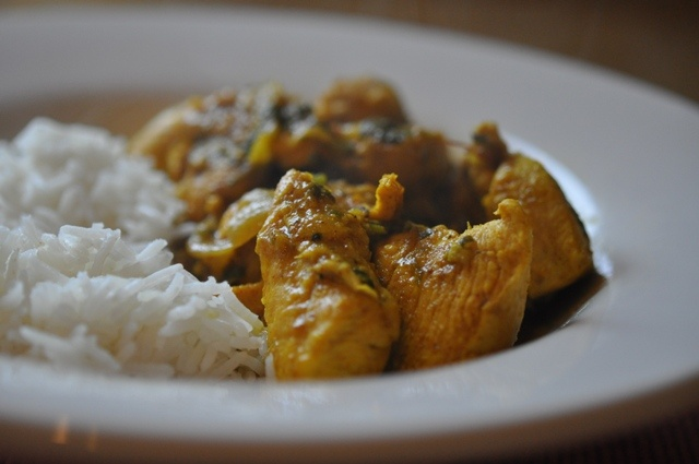 Chicken Curry In A Hurry From Bon Appetit Recipe — Dishmaps