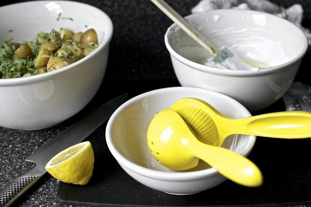 Tzatziki Potato Salad. Yum. | Delicious | Pinterest