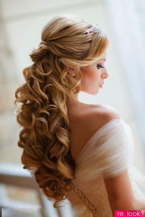 Прически на выпускной на длинных волосах с элементами плетения