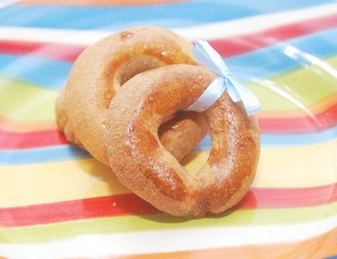 Joanne on February 12, 2012[edit] A crisp, barely sweet Italian treat ...
