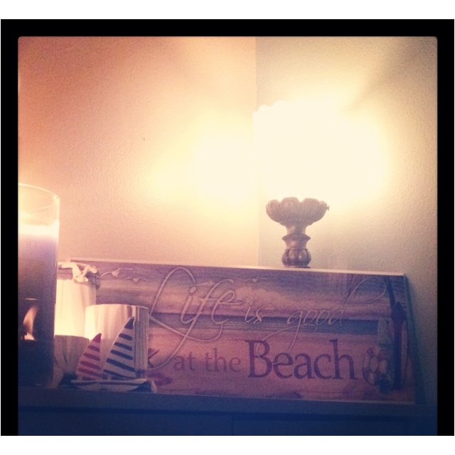 Beach Theme Bathroom Home Pinterest