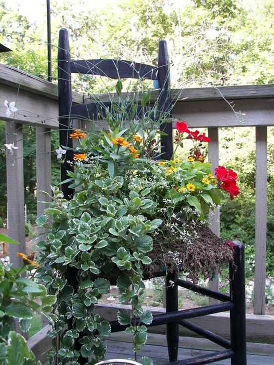 container garden ideas | Gardening | Pinterest