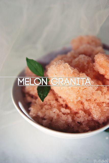 melon-granita-0084A by PasstheSushi, via Flickr