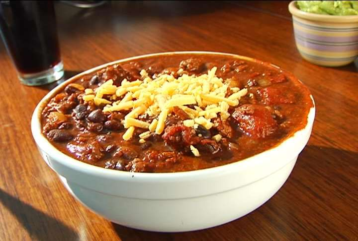 Chocolate Bacon and Beer Chili | Food | Pinterest
