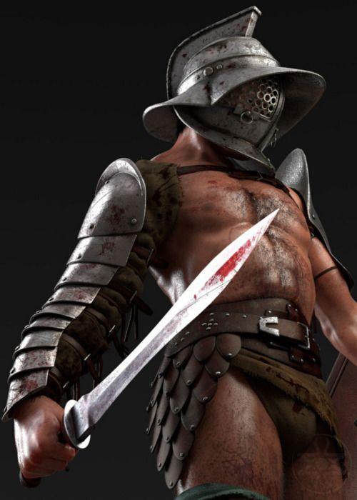 Samnite Warrior Male Warriors    Warrior    Pinterest