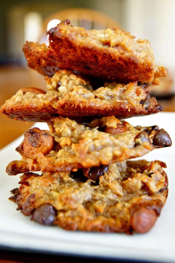 Peanut Butter Banana Power Cookies | Paleo Desserts | Pinterest