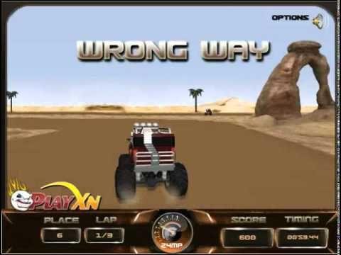 play 3d racing games