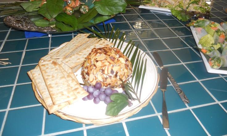 Blue cheese ball! | My Fine Cuisine!! | Pinterest