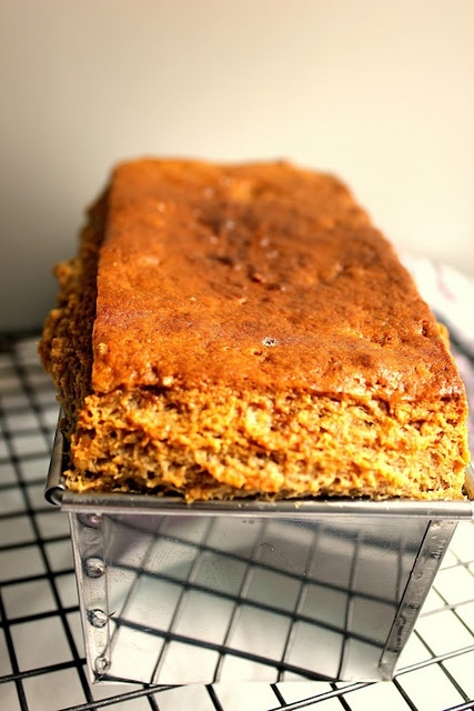 Low Fat Banana Bread/// perfect. Making banana bread is one of my ...