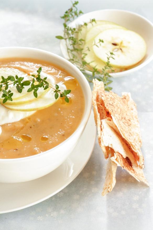 Jerusalem Artichoke Soup | Recipes I Gotta Try | Pinterest
