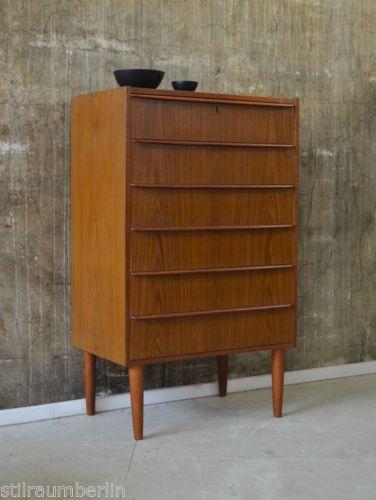 kommode sideboard 60er das beste aus wohndesign und. Black Bedroom Furniture Sets. Home Design Ideas