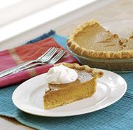 Bourbon Sweet Potato Pie- My whole family loved this recipe!