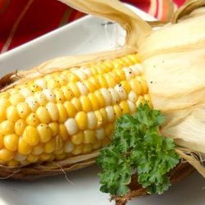 BBQ Beer Corn