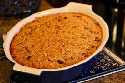 Brown Sugar Roasted Fig Oatmeal Recipe — Dishmaps