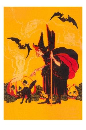 Spooky Witch. | ♦ Halloween ♦ | Pinterest